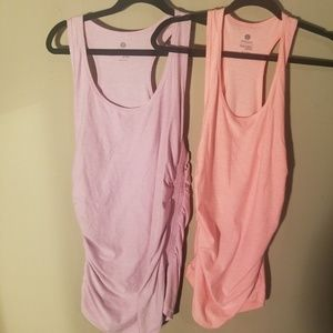2 Old Navy  T-Back  Athletic Tanks